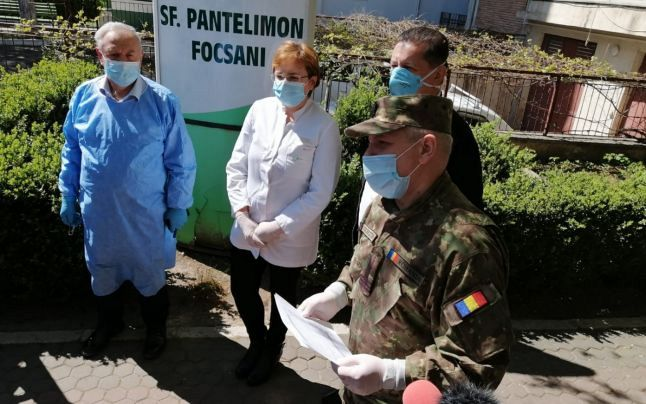 Noua conducere a Spitalului de Urgenţă Focşani -Foto:adevarul.ro