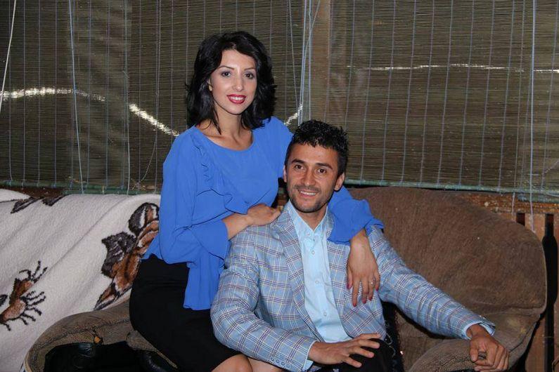 Foto Aurel şi Lavinia sunt de doi ani împreună