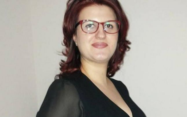 Ana Maria Tacu,fostul director al firmei DUSPI Serv, societatea care se ocupă de salubritatea oraşului Panciu.Acum ea lucrează la AFIR Vrancea.Foto:facebook