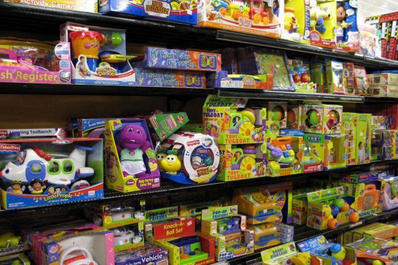 Amenzile au fost aplicate pentru problemele în etichetarea jucăriilor