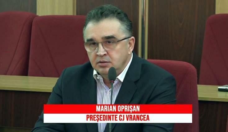 ziaristii.com:Marian Oprișan caută protecția senatului pentru a nu-și pierde averea