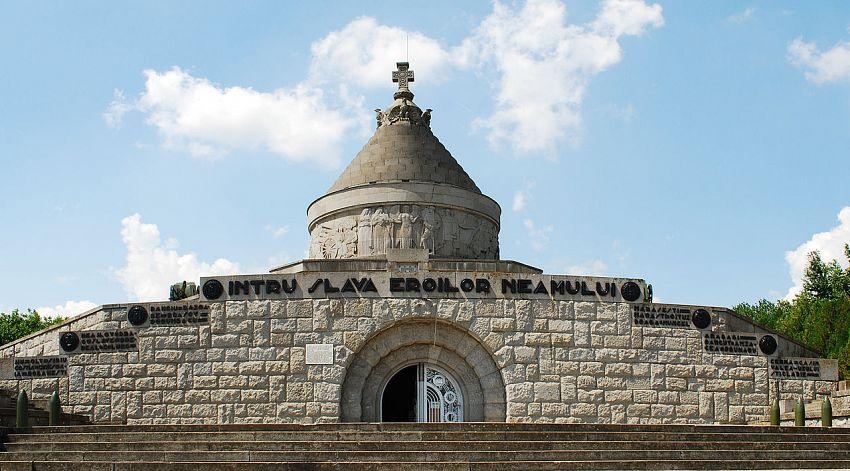 Foto Festivitățile cele mai importante au avut loc la Mausoleul Mărășești