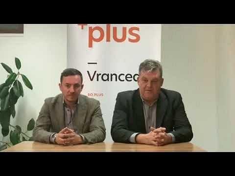 Radu Țigănuș și Adrian Apostol-PLUS Vrancea