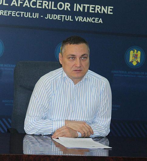Sorin Hornea președintele PMP Vrancea