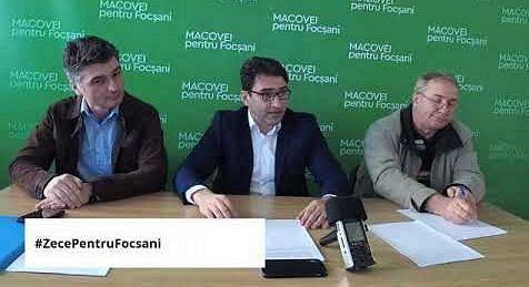 Omul de afaceri Liviu Macovei a anunțat că va candida independent la postul de primar al municipiului Focșani