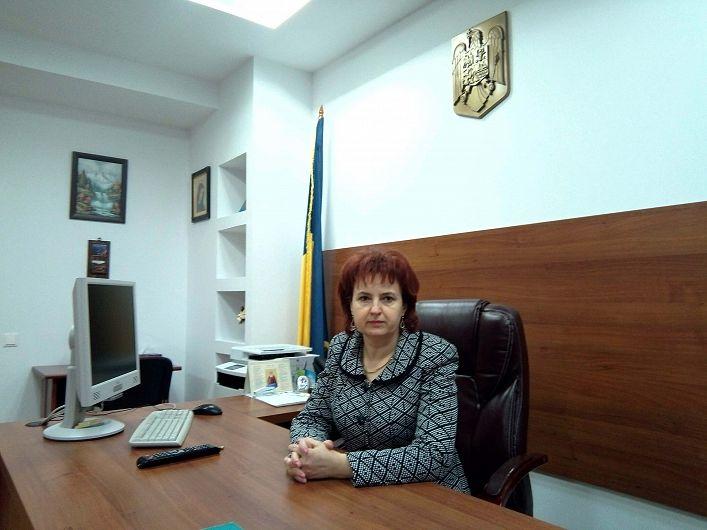 Victoria Bârsan-noul prim-procuror al Parchetului de pe lângă Tribunalul Vrancea