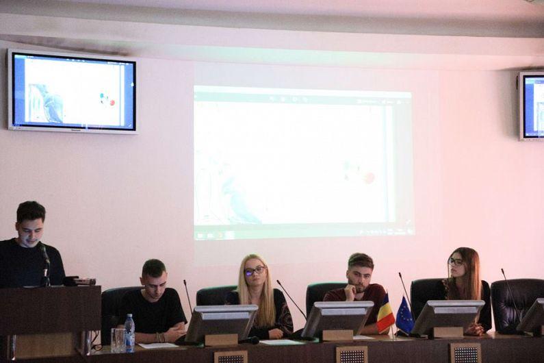 Fotografie preluată de pe contul de facebook Consiliul Judetean Vrancea