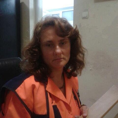Maria Ene, asistenta sancționată