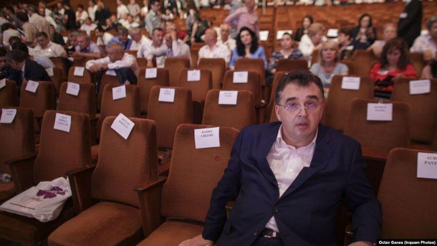 Romania - Marian Oprisan, PSD.Foto:romania.europalibera.org