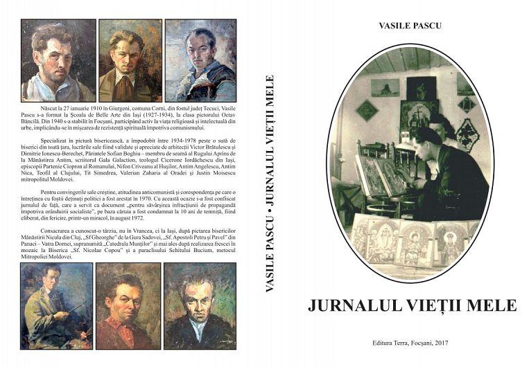 Foto: Coperta jurnalului lansat astăzi la Odobești.În galeria foto sunt postate mai jos 4 fotografii.Pentru a viziona toate fotografiile din galerie dați clik pe poza principală și apoi folosiți săgețile laterale