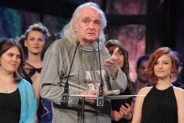 Cunoscutul şi iubitul poet Emil Brumaru-foto ziaruldeiasi.ro