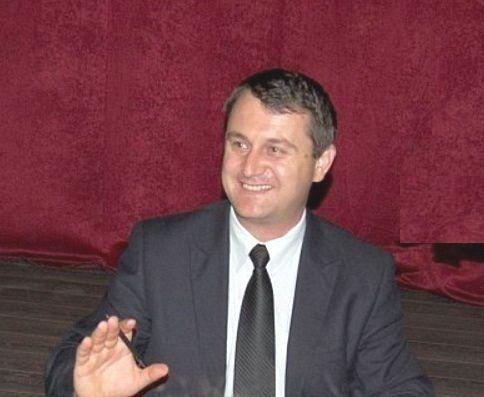 Cercetătorul vrâncean Bogdan Constantin Dogaru autorul lucrării Poliția Orașului Odobești