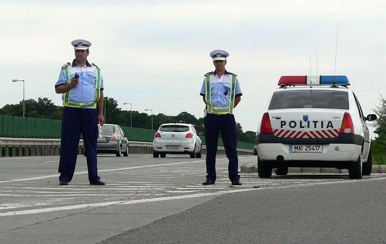foto: Poliţiştii cercetează împrejurările în care a avut loc accidentul