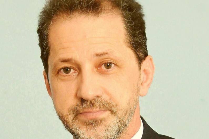 Fostul jurnalist, actual colaborator al Ziarului de Vrancea și director al Casei de Cultură din Odobești,Romeo Valentin Muscă