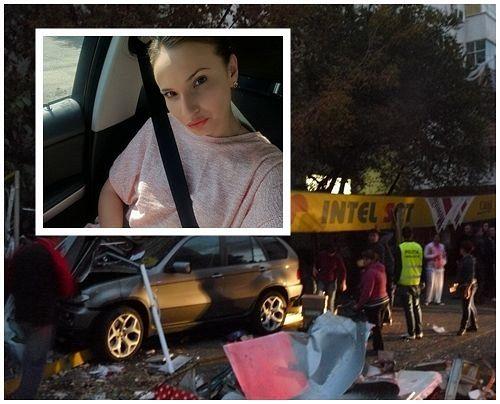 Foto: Polițista Monica Paula Gogu este autoarea accidentului din 2014