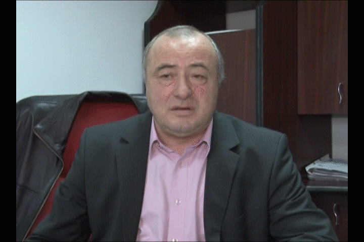 DirectorulDSVSA Vrancea,medicul veterinar Necula Botezatu