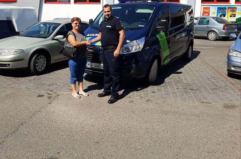 Foto:Inspectoratul de Jandarmi Județean (IJJ) Vrancea