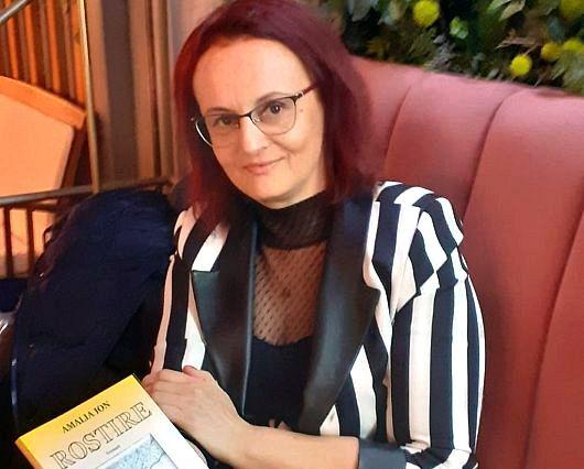 """Ionelia Burghelea este profesoară de limba română la Școala Gimnazială Nr. 3 """"Oana Diana Renea"""" din Focșani. Foto:sparknews.ro"""