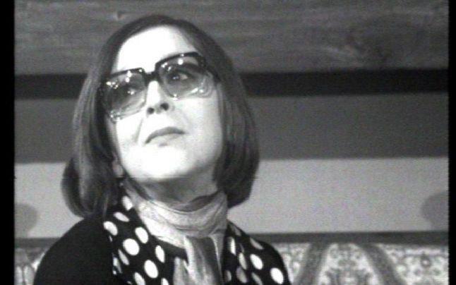 Leopoldina Bălănuţă; Foto: arhiva TVR