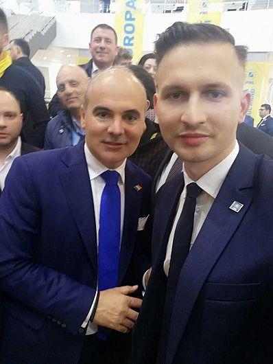 FOTO: Claudiu Matei și Rareș Bogdan