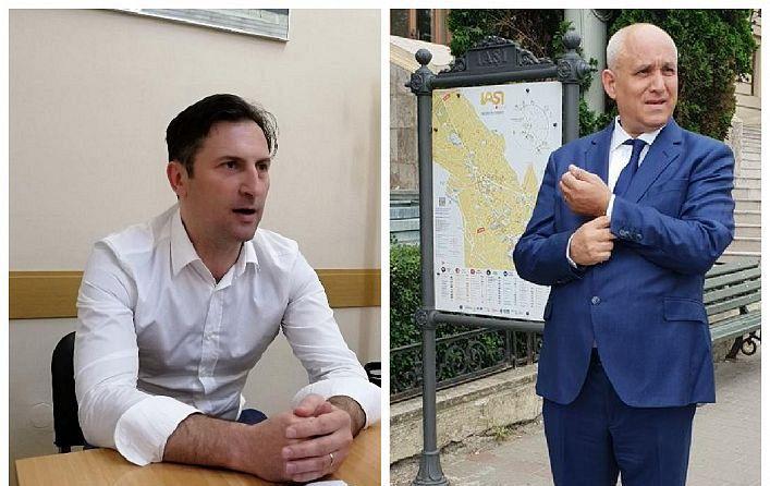 Judecătorul Romică Holbea (foto stânga) este noul președinte al Secției I civile a Tribunalului Vrancea, iar judecătorul Ion Împăratu (foto dreapta) este noul preşedinte al Secţiei civile a Judecătoriei Focşani