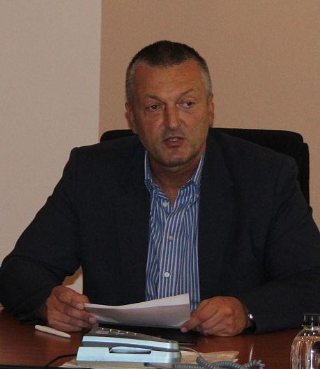 Sorin Vornic, președintele Camerei de Comerț Industrie și Agricultură (CCIA) Vrancea