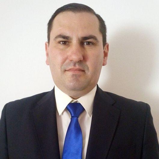 Emilian Dumitriu primarul comunei Broșteni.Foto:facebook