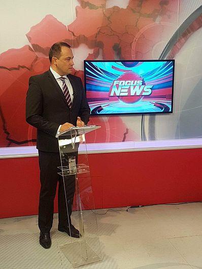 Fotografie preluată de pe contul de facebook  Focus TV