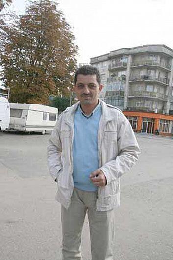 Primarul orașului Odobești, Daniel Nicolaş