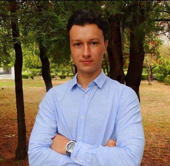 """Șerban TIMOFTE, elev Colegiul Național """"Unirea"""" Focșani"""