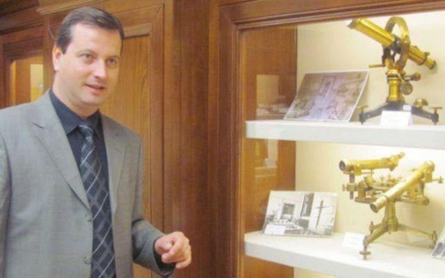 Profesorul Bogdan Maleon-fotografie preluată de pe site-ul ziaruldeiasi.ro