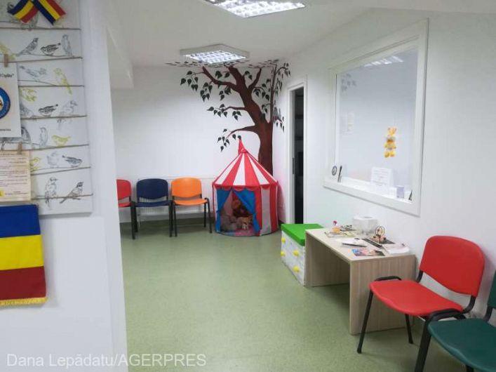 Centrul pentru copii defavorizați funcțional în locul unui punct termic dezafectat din Focșani-Sursa foto: Dana Lepădatu/AGERPRES
