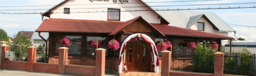 """Foto:Restaurantul """"La Rusu"""" din comuna Ipotești-preluată de pe site-ul http://www.restaurantlarusu.ro/"""