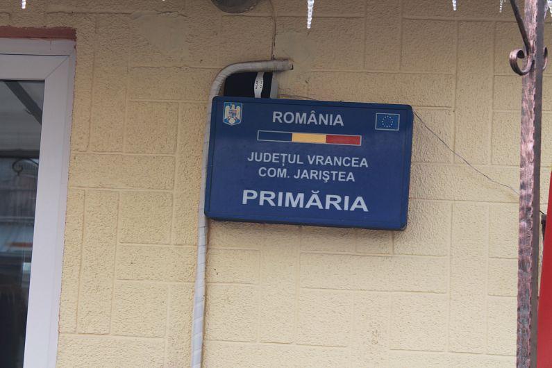 Primăria Jariștea a fost condusă în ultimii ani de PNL