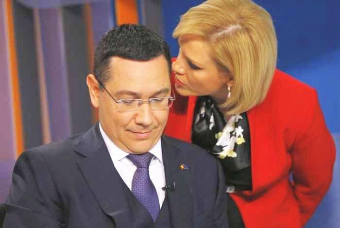 Ponta se războiește cu fostul purtător de cuvânt