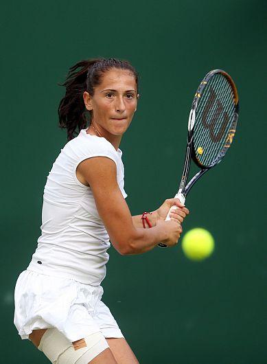 Alexandra Cadanțu revine spectaculos în elita tenisului
