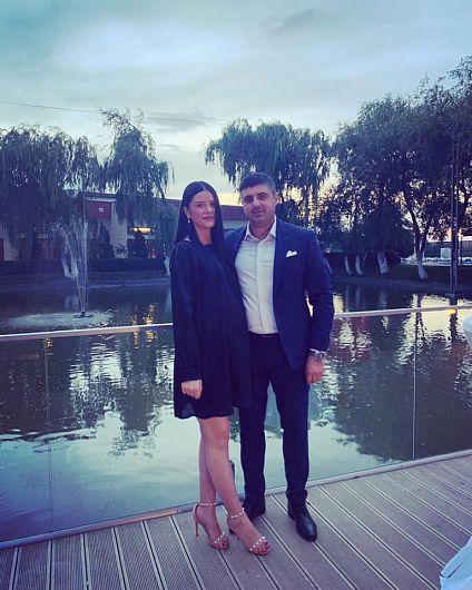 Oana Savin și Ionuț Mersoiu se căsătoresc civil , duminică 30 iunie 2019 .Foto:facebook
