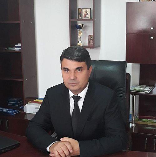 David Chiriță, primarul comunei Răstoaca