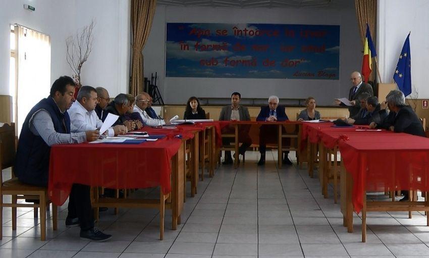 Foto: Majoritatea de 2/3 din votul consilierilor nu a fost întrunită pentru votarea proiectului
