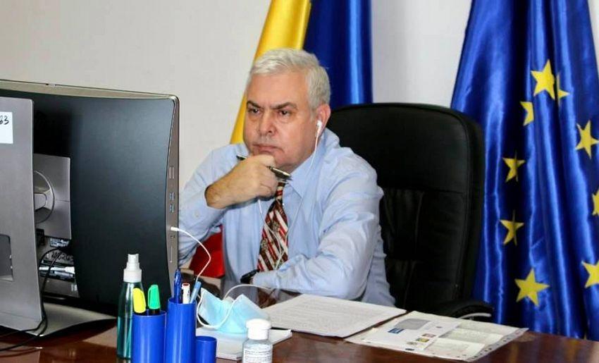 Senatorul PSD de Vrancea, Angel Tîlvăr este președintele Comisiei pentru afaceri europene din Senatul României, în mandatul 2020-2024