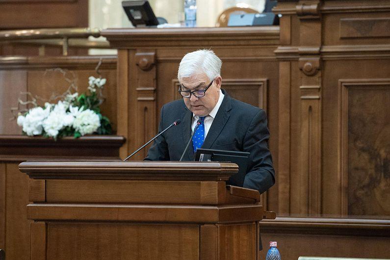 Angel Tîlvăr-senatorPSD de Vrancea, președintele Comisiei pentru Afaceri Europene din Senat