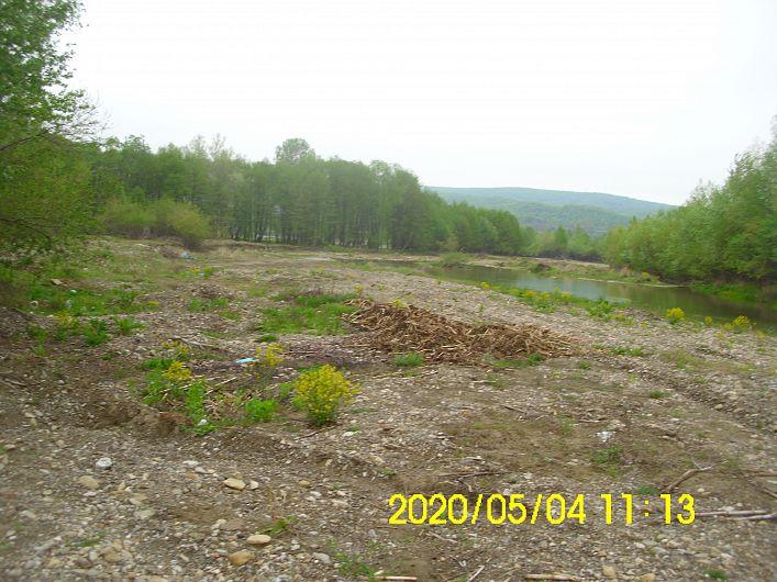 Foto 4 SGA Vrancea:Râu Şuşiţa, comuna Răcoasa