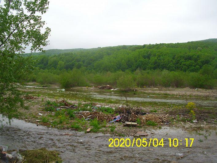 Foto 3 SGA Vrancea: Râu Şuşiţa, comuna Răcoasa