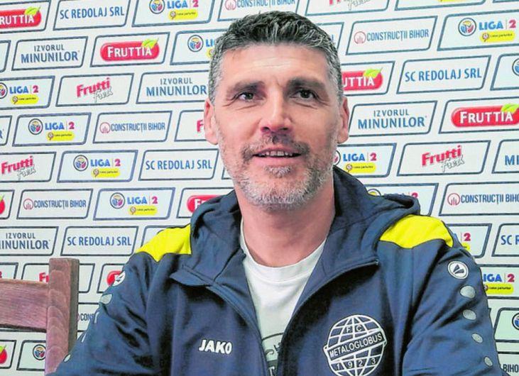 Alin Nicolae Chița, fost jucator la FC Argeș, noul antrenor al echipei de fotbal CSM Focșani 2007, începând din 8 octombrie 2019