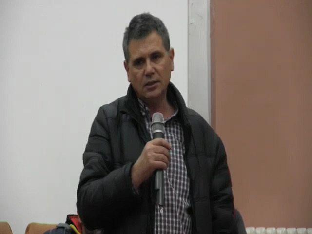 Ing Ion Diaconu directorul SC  Transport Public SA Focșani