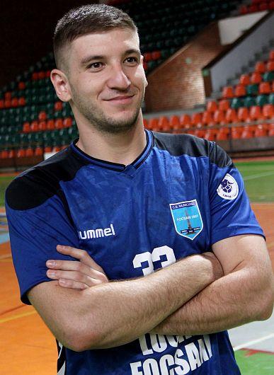 Handbalistul CSM Focșani 2007 Attila Eros