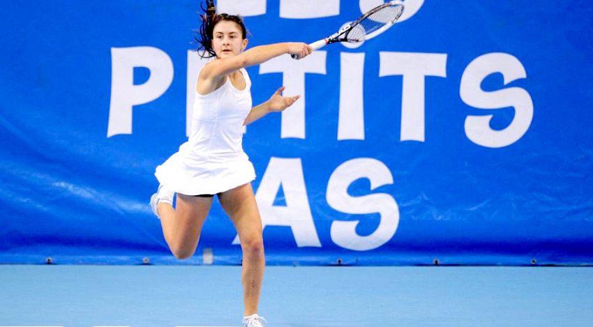 La 17 ani, Bianca-Vanessa Andreescu este marea speranță a tenisului feminin canadian