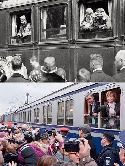 Trenul Regal 1917-2017