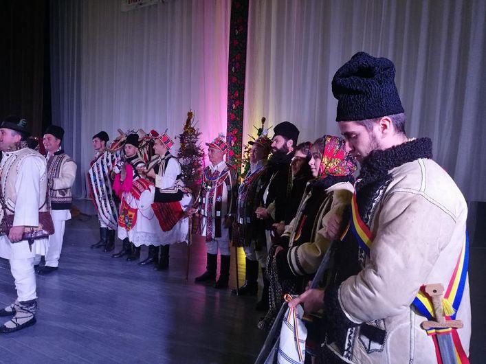 Capra de la Mălini, loc. Mălini, jud. Suceava – Trofeul festivalului