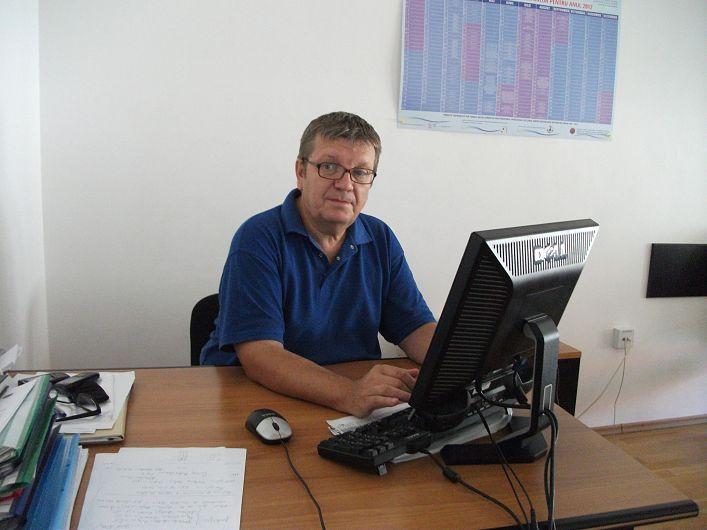 Foto: Profesorul Dorin Cristea revine în funcția de conducere a învăţământului vrâncean